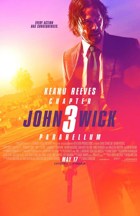 John Wick: Chapter 3 – Parabellum - Available as a download