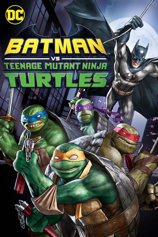 Batman Vs Teenage Mutant Ninja Turtles Stream