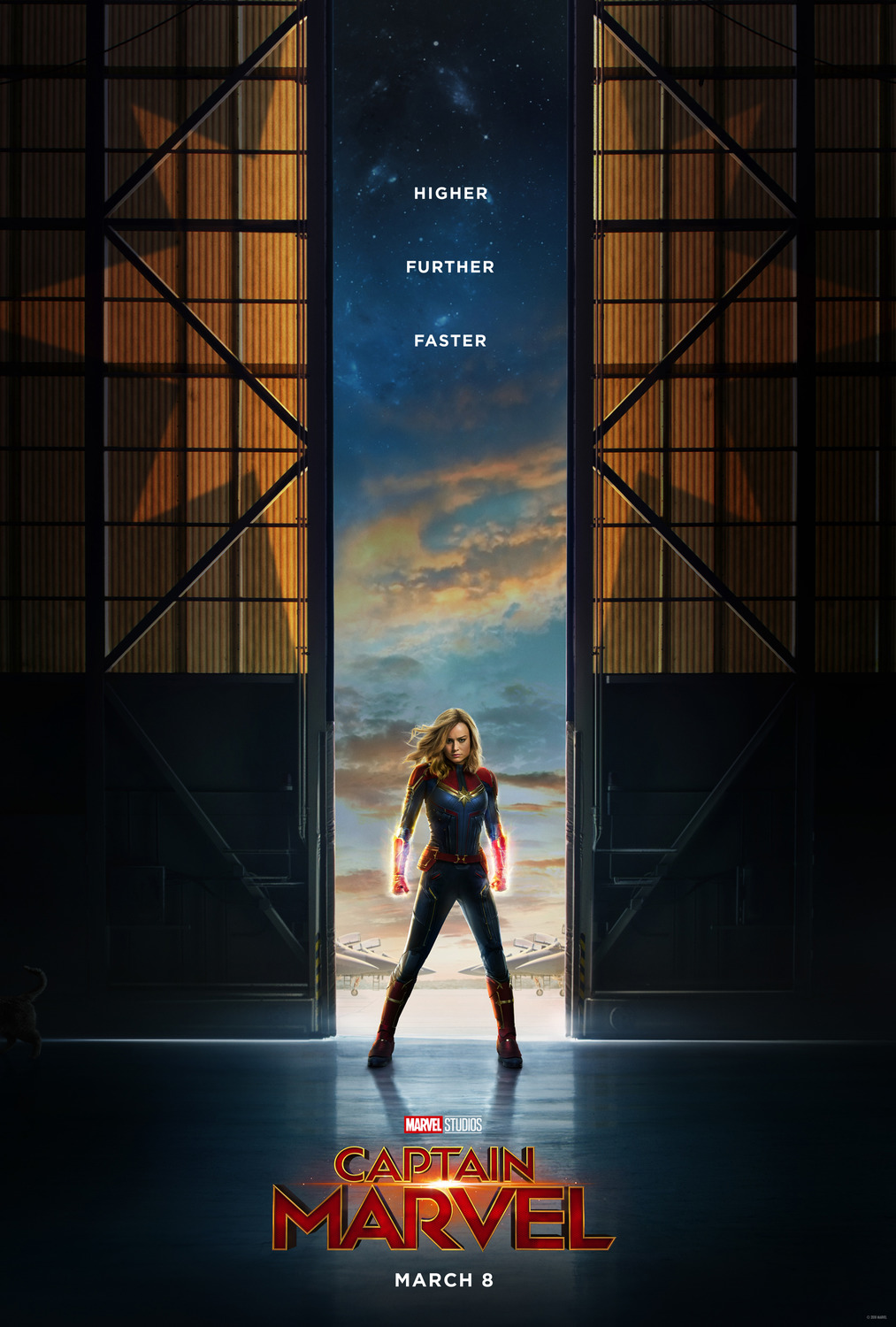 Captain Marvel - Available as a download or stream?