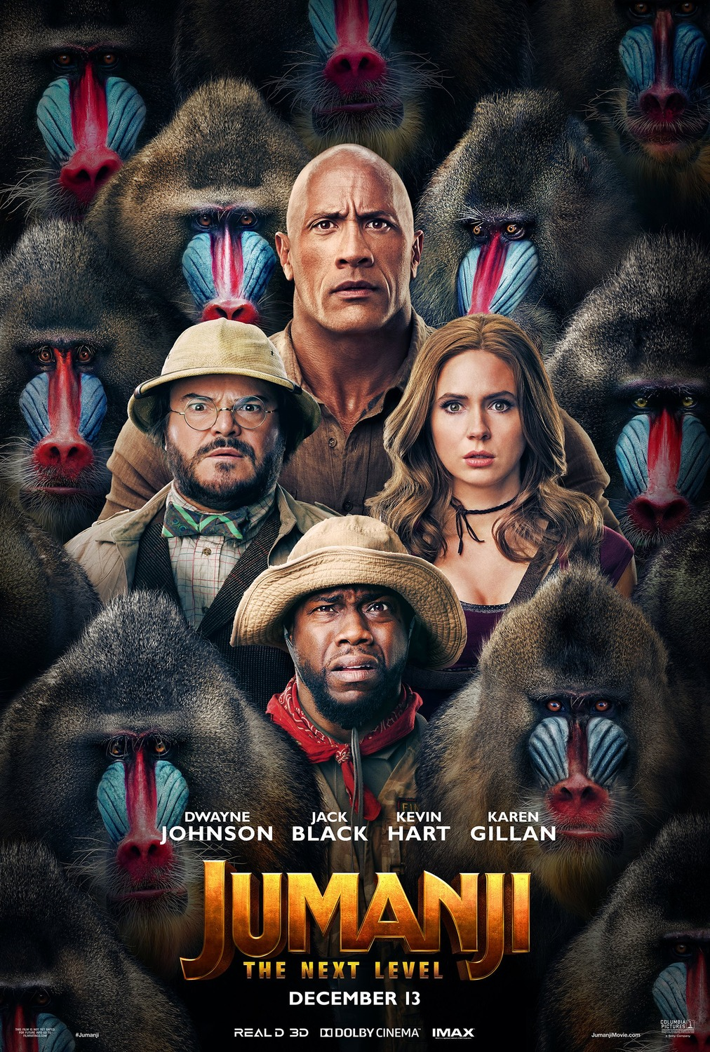 Jumanji The Next Level Where To Download Or Stream