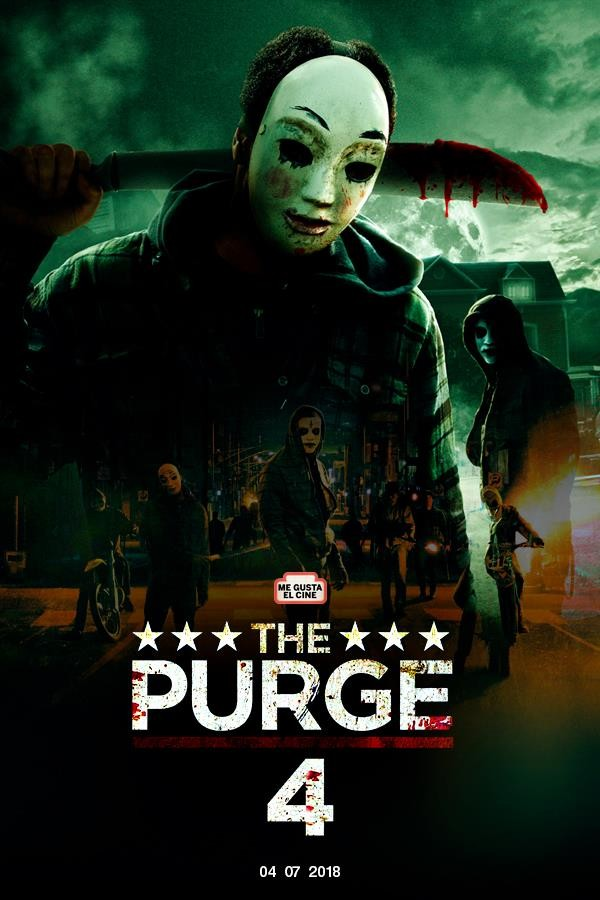 The First Purge German Stream