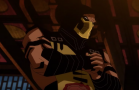 Mortal kombat anime