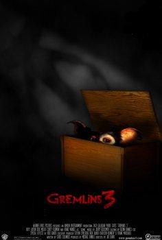 Gremlins 3 movie poster