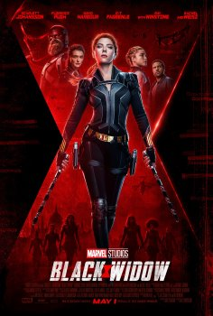 Black Widow 2020 May poster