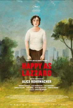 Happy as Lazzaro