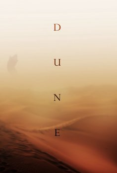 Dune - first poster