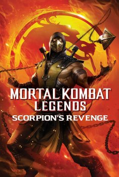 Mortal Kombat Legends- Scorpion's Revenge
