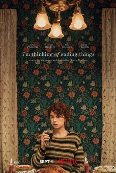Im thinking of ending things netflix poster