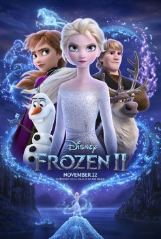 Frozen 2 movie poster