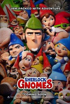 Gnomeo & Juliet: Sherlock Gnomes