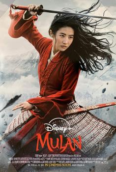 Mulan Disney Plus rip