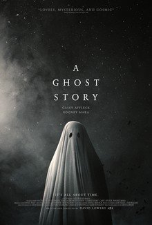 A Ghost Story - Official poster