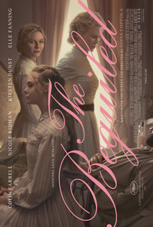 The Beguiled - Official poster