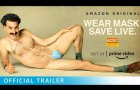 Borat Subsequent Moviefilm - Official Trailer | Prime Video