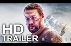 BRAVEN Trailer #1 NEW (2018) Jason Momoa Action Movie HD