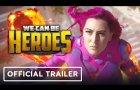 Netflix's We Can Be Heroes: Official Trailer (2021) - Pedro Pascal, Priyanka Chopra Jonas