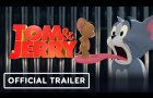 Tom & Jerry : Official Trailer (2021) - Chloë Grace Moretz, Michael Peña, Rob Delaney