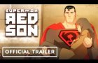 Superman: Red Son - Exclusive Official Trailer (2020)