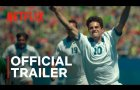 Baggio: The Divine Ponytail | Official Trailer | Netflix