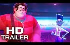 WRECK IT RALPH 2 Meet New Characters Trailer (2018)