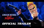 Chuck Steel: Night of the Trampires - Official Trailer (Animortal Studio) HD