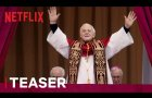 The Two Popes | Official Teaser | Netflix