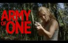 ARMY OF ONE Official Trailer 2020 Ellen Hollman