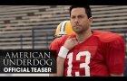 American Underdog (2021 Movie) Teaser Trailer - Zachary Levi, Anna Paquin, and Dennis Quaid