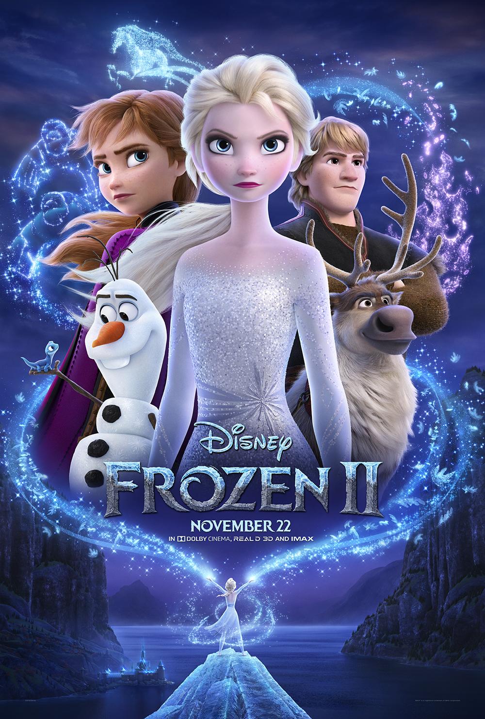 Frozen 2 Streaming