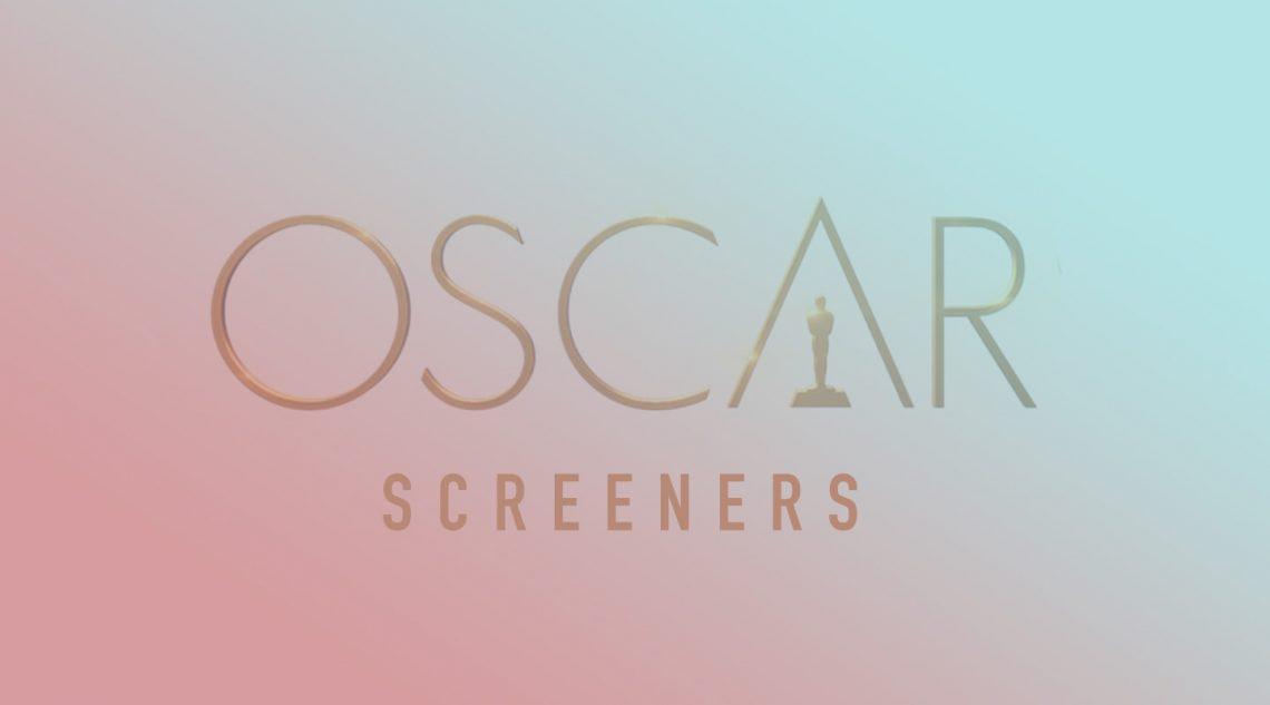 Where are the 2018 Oscar DVD Screeners?