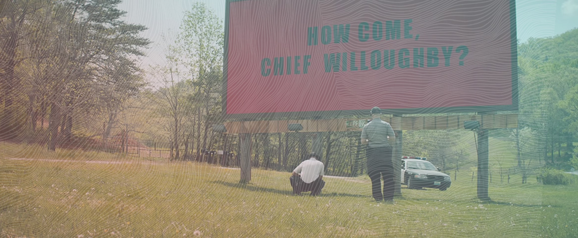 "The story behind ""Three Billboards Outside Ebbing"""