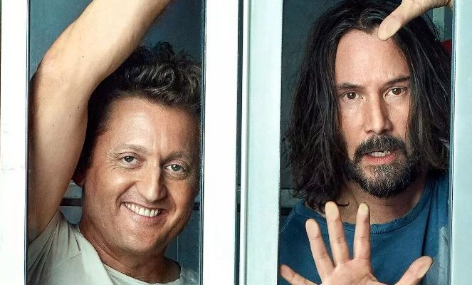 Bill & Ted 3: Face the Music