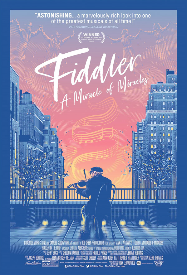 Fiddler: A Miracle of Miracles - Available as a download or