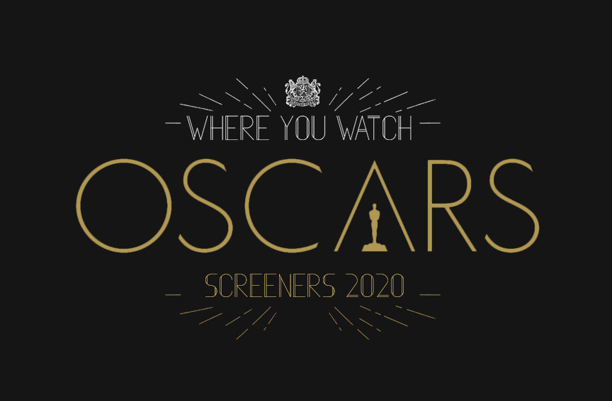 Oscar DVD Screeners 2019 2020