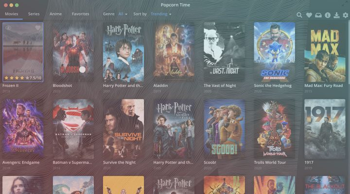 A guide to Popcorn Time – Streaming Pirated Films and Shows