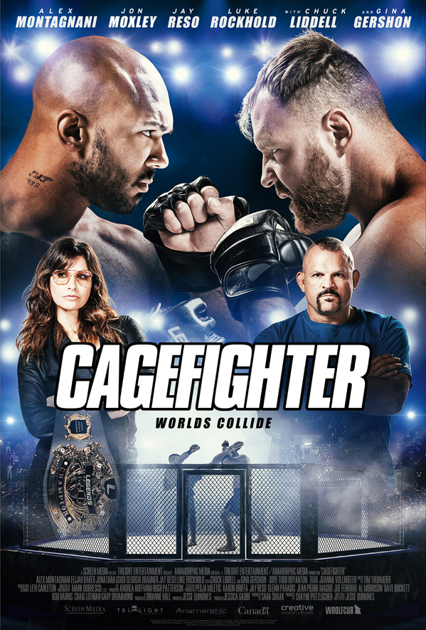 Cagefighter - Where to download or stream?